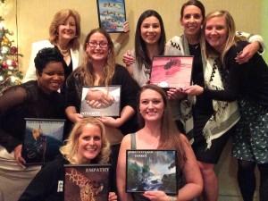 Core Values awards winners