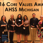 AHSS Michigan's 2016 Holiday Party & Core Values Awards