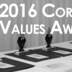 Congratulations to the 2016 AHSS Core Values Awards winners!