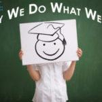 Gratitude at graduation – Why We Do What We Do