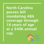 What does NC's bill mean for ABA therapy coverage? (BLOG)