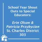 Shout Out to Special Educators at St. Charles District 303 – BLOG