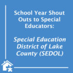 School Year Shout Outs to Special Educators – BLOG